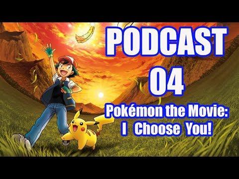 PBZ Podcast 04 - Pokemon: I Choose You! (Y otras películas) feat. Yoh & Tank