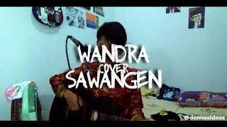 WANDRA SAWANGEN (cover official) video lirik by dennesidnez