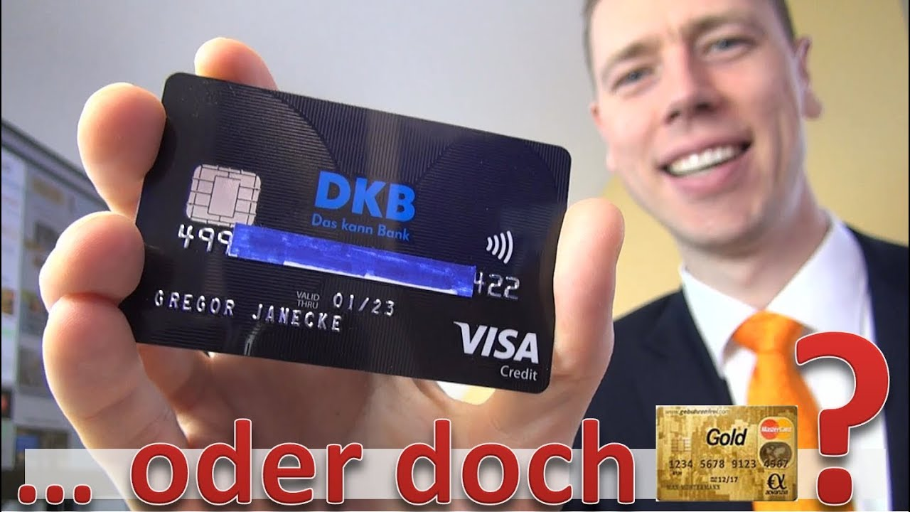 dkb visa card im vergleich mit mastercard gold gewinner. Black Bedroom Furniture Sets. Home Design Ideas