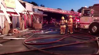 Tokyo Diner Fire - Lower Paxton Township, Dauphin County, PA BOX 33-5