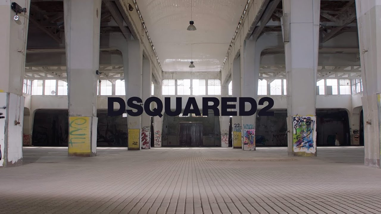 DSQUARED2 SPRING SUMMER 2022 MEN'S AND WOMEN'S FASHION SHOW