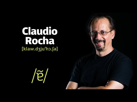 Expressions of Quality –Claudio Rocha [ATypI São Paulo]