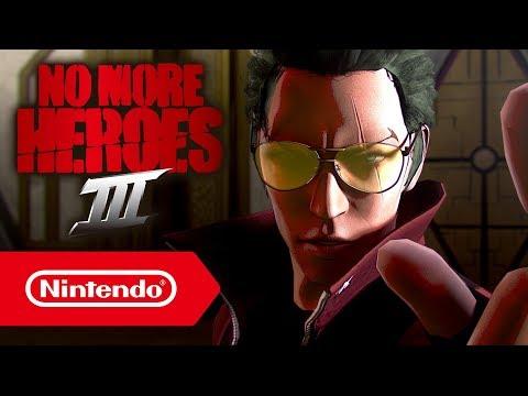 No More Heroes 3 - E3 2019-Trailer (Nintendo Switch)