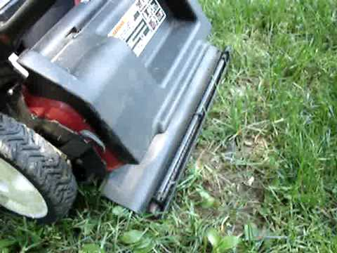 how to make a striper for your lawn mower