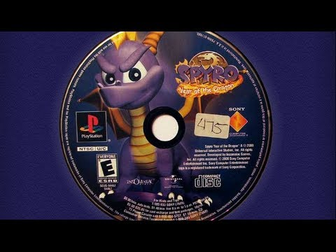 Spyro 3: Year of the Dragon Soundtrack - Haunted Tomb (Greatest Hits Version)