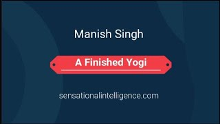 Ask a finished yogi - what is 'surrendered manifesting'?