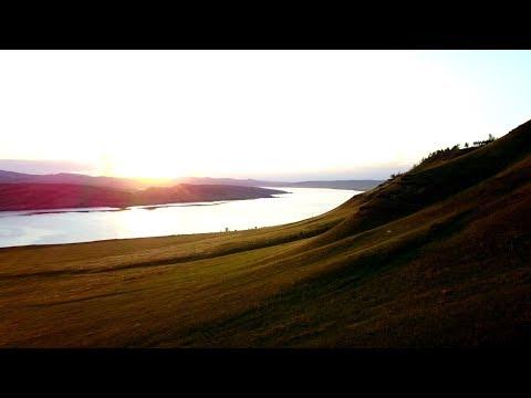 Удивительная Восточная Сибирь, Хакасия (Аэросъёмка)