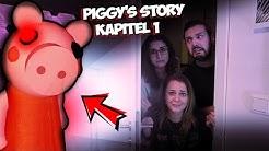 REAL LIFE PIGGY! Kapitel 1: Piggy erwacht & Claudio ist verschwunden!