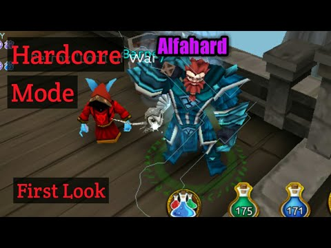 Hardcore Mode!! First Look....