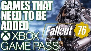 9 Games That Need To Come To Xbox Game Pass In 2019
