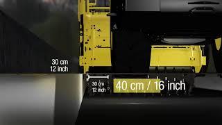 Sekulic Equipamentos: Recicladoras e Estabilizadoras RS 460 e RS 500 BOMAG