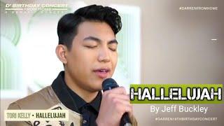 Darren Espanto - Hallelujah   D' Birthday Concert From Home