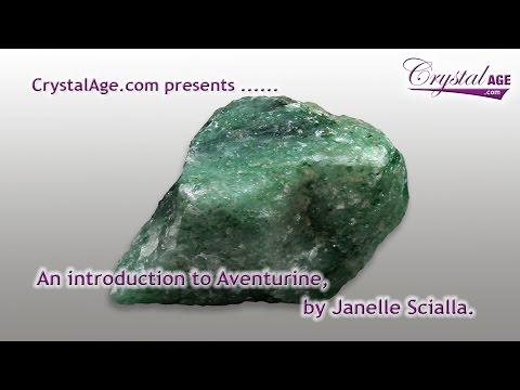 Healing Crystals Guide - Aventurine
