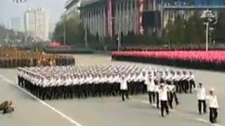 North Korea 2010 Parade — Full Version