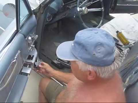 Power Window Fixed 1964 Cadillac  YouTube