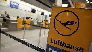اختلالات كبيرة في حركة النقل الجوي في ألمانيا بسبب إضراب طيَّاري لوفتهانزا