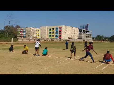 Kho-Kho Practice @Vikash The Concept School Sason, Sambalpur