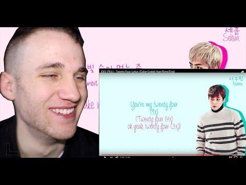 Unduh lagu EXO (엑소) - Twenty Four Lyrics Reaction di ZingLagu.Com