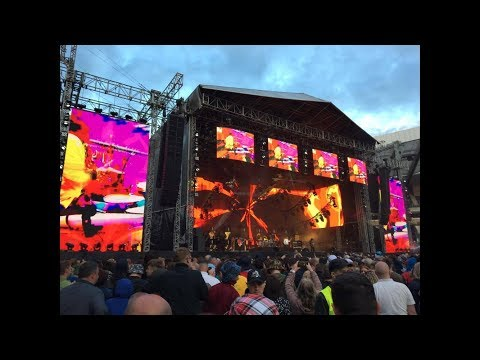 The Stone Roses Hampden Park Glasgow 24th June 2017