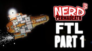 Nerd³ Permadeath - FTL Infinite Space - Part 1