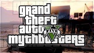 Grand Theft Auto V Myths - Scuba Gear (In-depth)