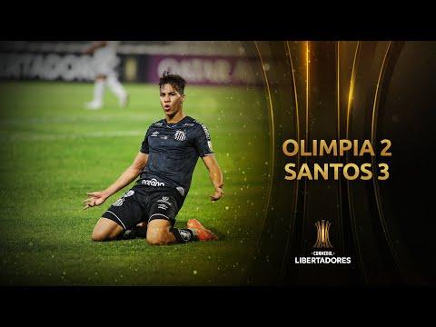 Olimpia Asunción Santos Goals And Highlights