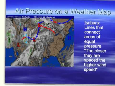 Weather Forecasting - Air Masses and Fronts (Earth Science)
