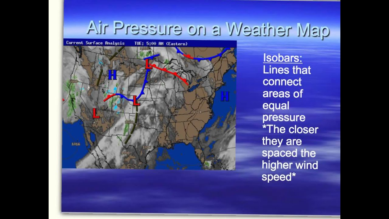 Weather Forecasting - Air Masses and Fronts (Earth Science) - YouTube