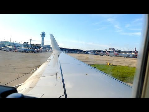 American Airlines Boeing 737-800 - Scenic Takeoff At Chicago O'Hare Airport