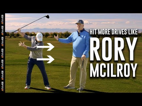 [TUTORIAL] Drive The Golf Ball Like Rory McIlroy 🏌️♂️