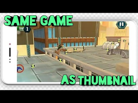 How To Download Amazing Ben 10 Graphics Game Exactly Like Thumbnail