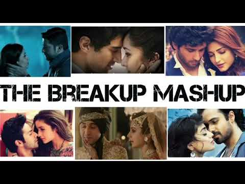 HEARTBREAK MASHUP Bollywood Remix 2018| DJ Latest Hindi Songs