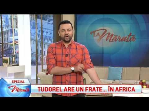 Tudorel are un frate in Africa