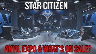 Star Citizen Fleet Week | Anvi…