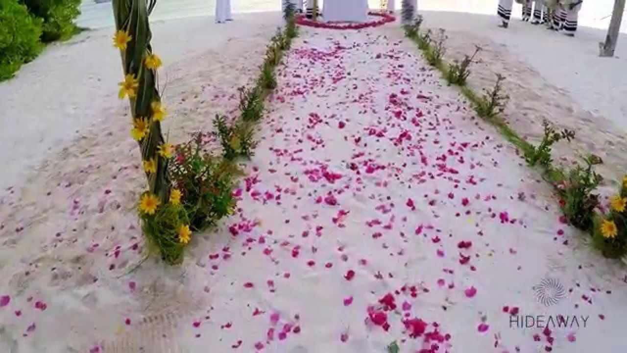 Maldives wedding youtube junglespirit Choice Image