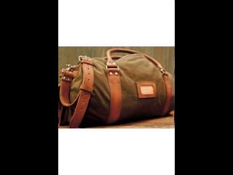 5f13f407660c Travel Bag for Men | Waxed Canvas Travel Bag | Buffalo Jackson Trading Co