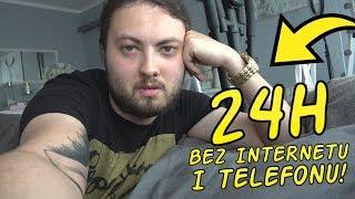 24H BEZ INTERNETU I TELEFONU CHALLENGE!! 📱 /w karolek