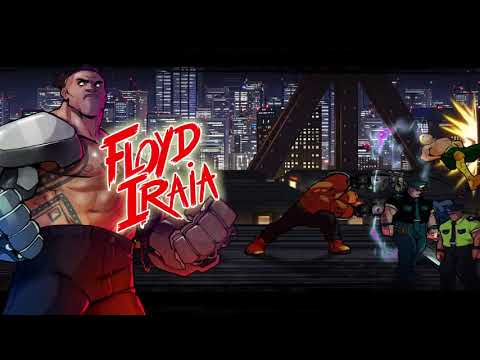Streets of Rage 4 - Video