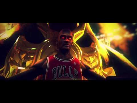 NBA 2k16 INTRO ! Michael Jordan tha GOAT