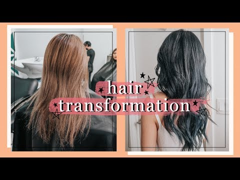 Hair Transformation with Miju Salon