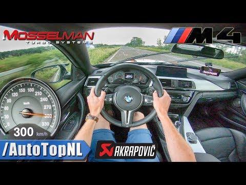 BMW M4 Akrapovic