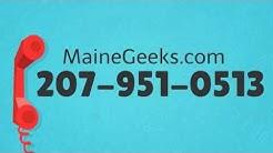 Computer repair in Bangor Maine