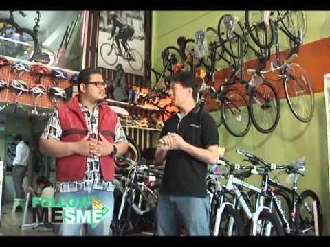 ร้านจักรยาน Aim Bike Follow Me SME 11ม.ค.56 2/4