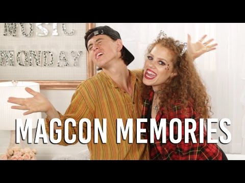 Nash Grier Bean Boozled Challenge | Music Monday with Mahogany LOX