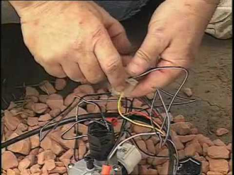hqdefault irrigation system installation part 2 youtube Rain Bird 24VAC Wiring Diagrams at edmiracle.co