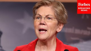 'It's Time For Some Change': Warren Grills Regulators On Why They've Denied 0 Bank Mergers In 15 Yrs