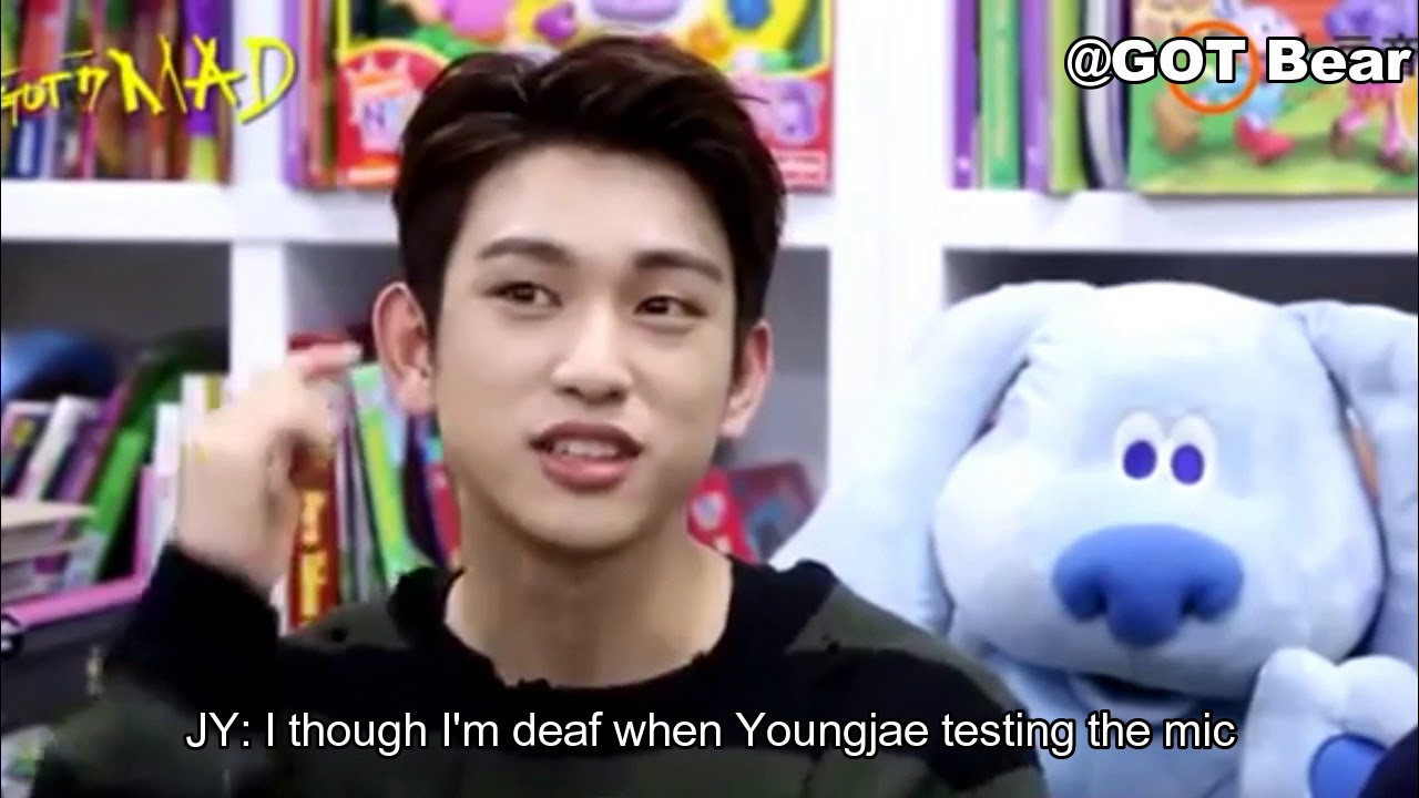Download [Eng Sub] GOT7 Imitate Each Other Part 2 - Making fun all the way