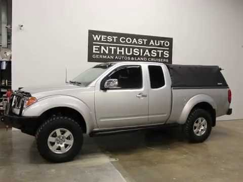 2005 Nissan Frontier Nismo 4wd Youtube