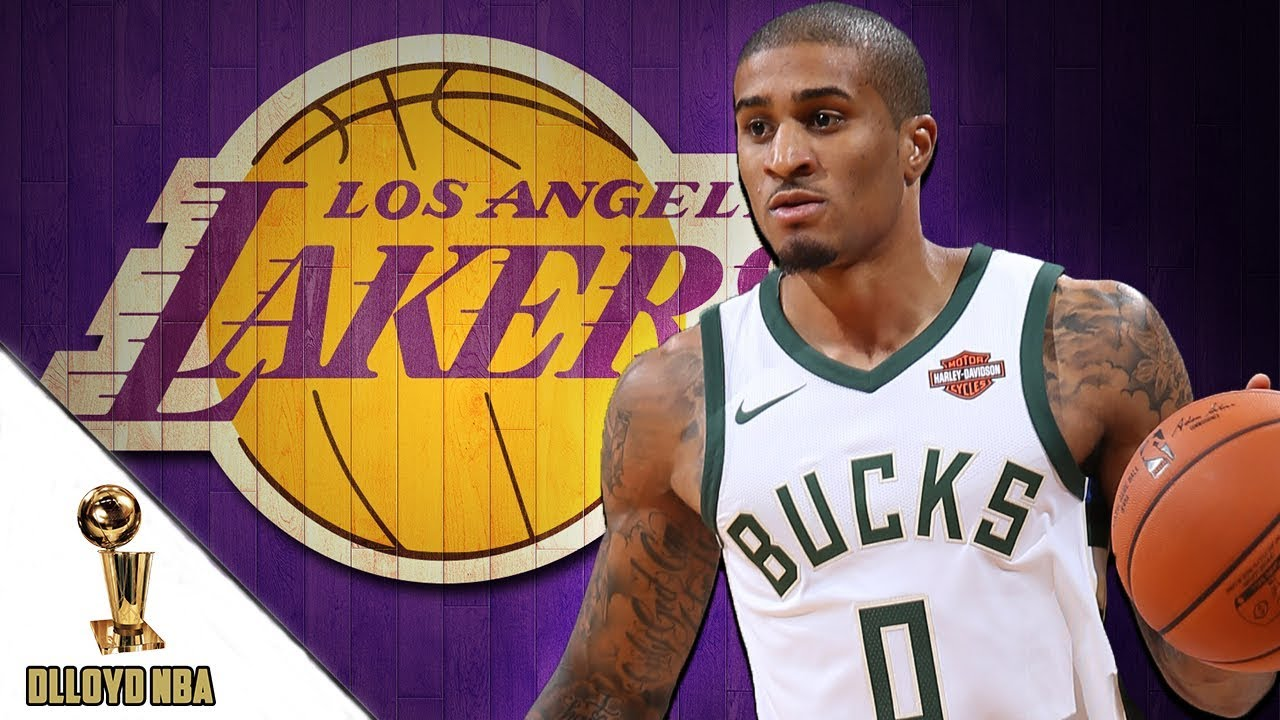 Lakers Sign Gary Payton II To A Two Way Contract!!! Can He Help Lakers  Backcourt   4b851f682