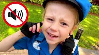Stacy e as regras de conduta para crianças e adultos